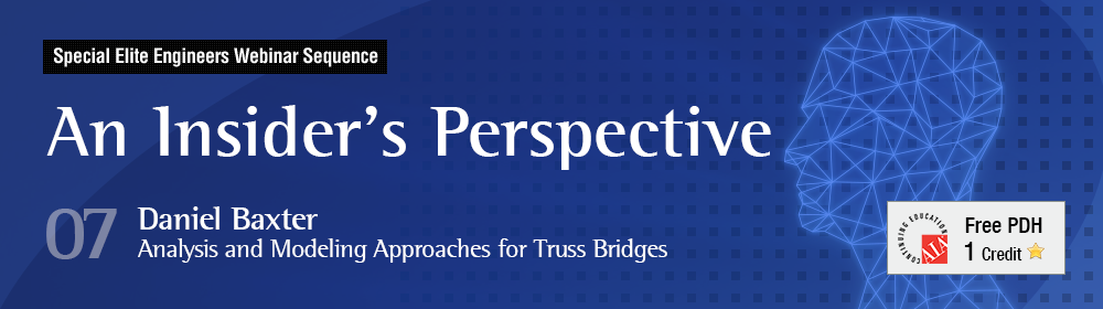 An Insider's Perspective Webinar Graphic