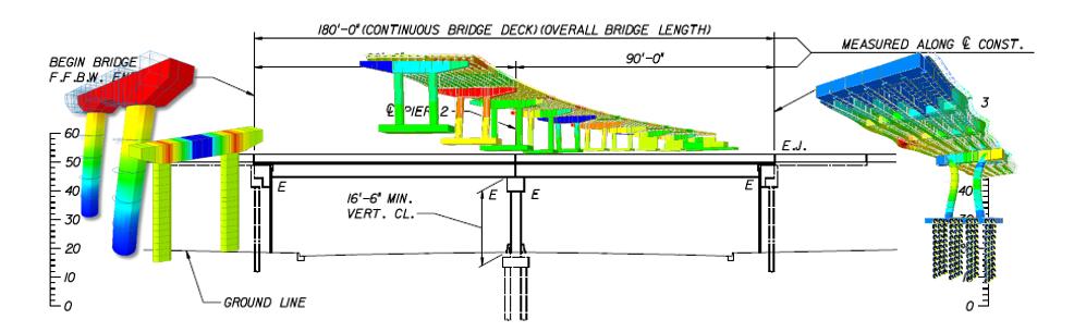 Continous Bridge Deck