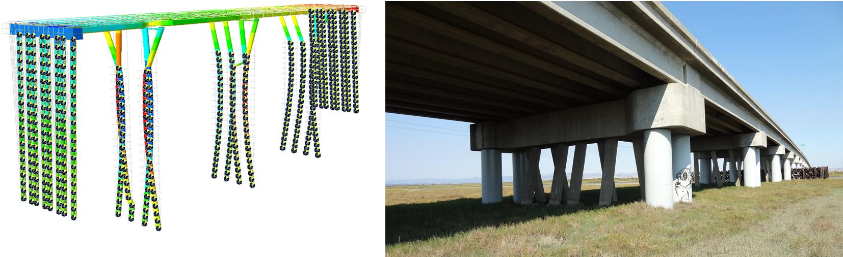 Licensed-Bridge Model-MIDASoft
