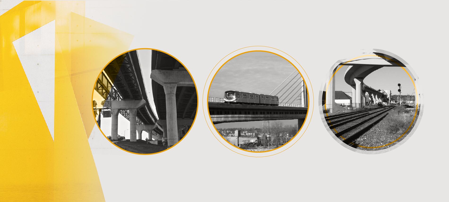 Three Bridge Designs