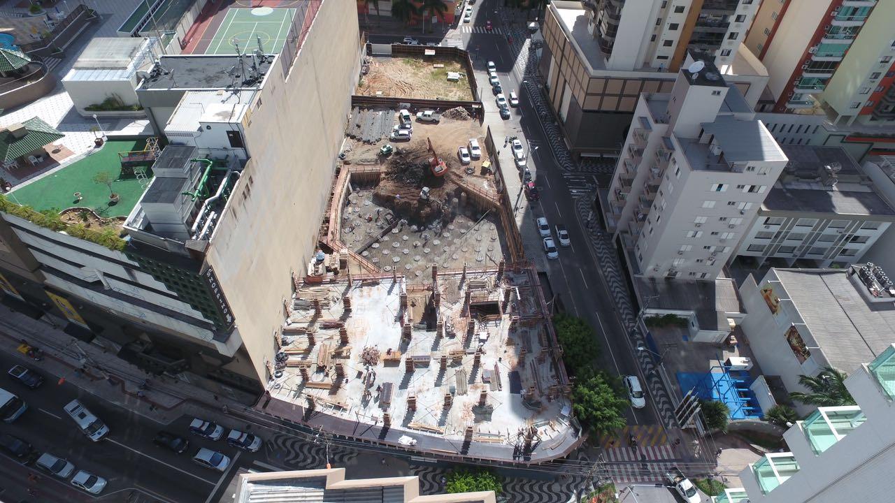 Brazil drone image