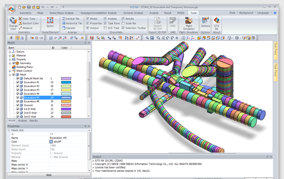 Midasoft north america regional site gts nx also incorporates a hybrid mesh generation function that creates mesh set that use an optimal combination of hexahedron and tetrahedral elements ccuart Choice Image